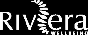 Riviera Wellbeing Logo white