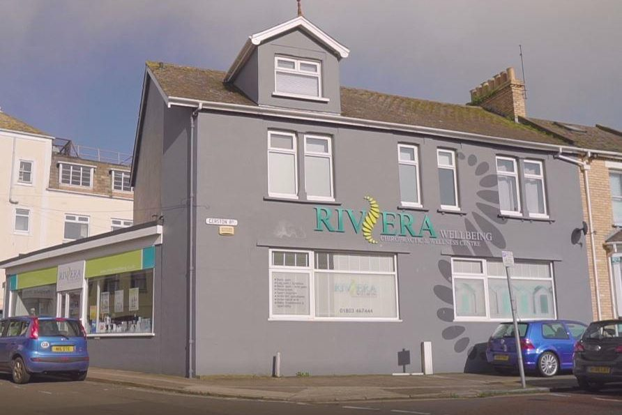 Riviera Wellbeing Paignton premises picture