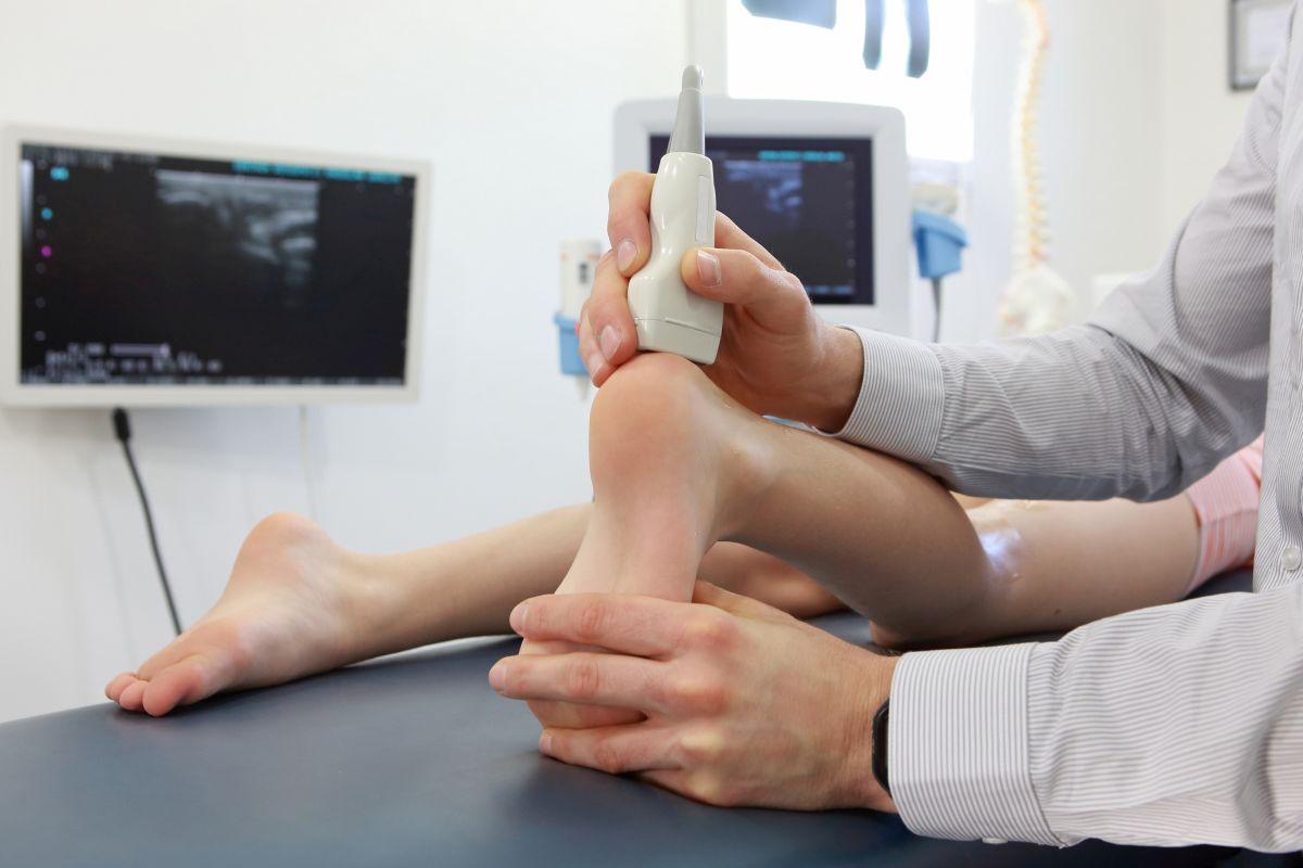 Diagnostic Ultrasound Treatment